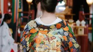 Русская японская свадьба