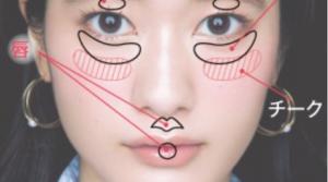 Японский без акцента (макияж для азиатского типа)