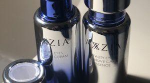 Новая марка AXXZIA: трава для век, мидии для лица