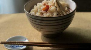 Рис такикоми – дальний родственник плова