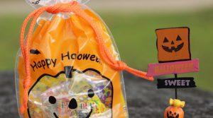 Хэллоуин – только сладости!